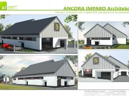 Ancora Imparo: Koncepcja supermarketu w Łapanowie