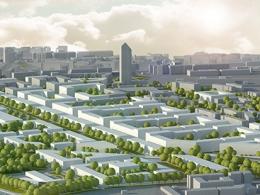 Grzegórzki-Projekt Urbanistyczny
